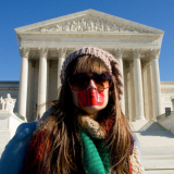Abortion Defenders, Opposers Converge at U.S. Supreme Court for Roe v. Wade Anniversary