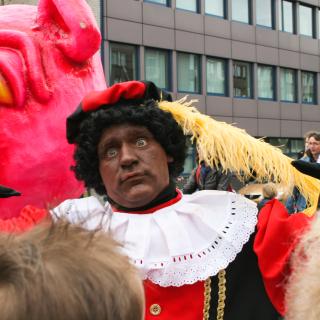Sinterklaas and Blackface Black Pete