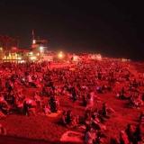 2011 Big Bay Boom firework at Imperial Beach Pier