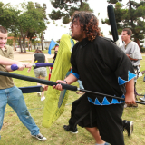 South Bay's Real Life RPG Team to Fight at Battle for the Ring